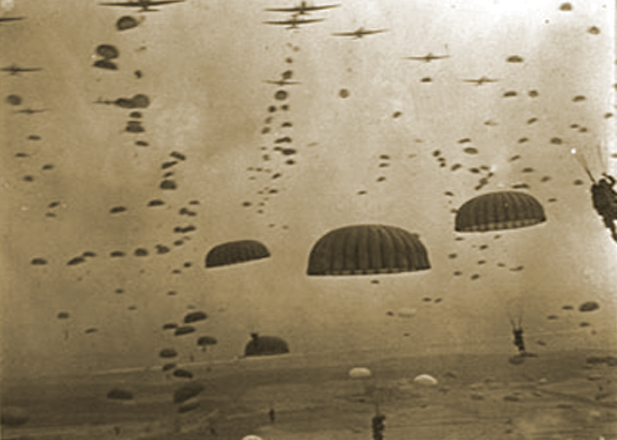 D Day Invasion Paratroopers May 2013 News from Fan...