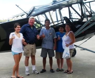 Bakst Family with Ken Kellett