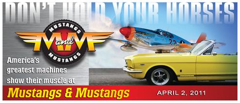 2011 Mustangs
