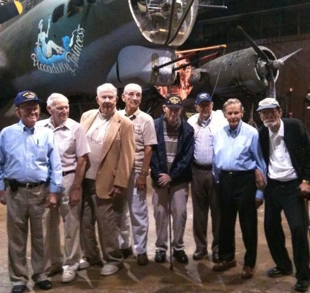 B-17 Symposium Participants