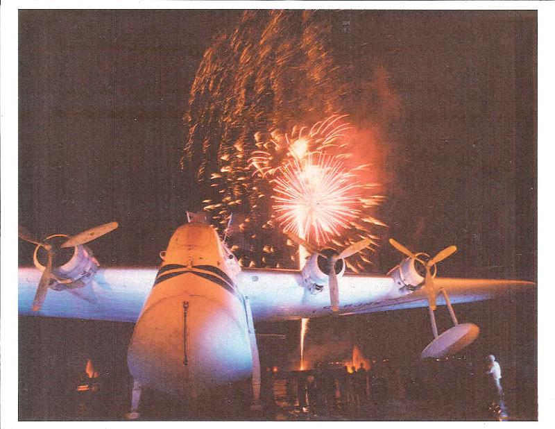 Opening Gala fireworks sunderland 1995