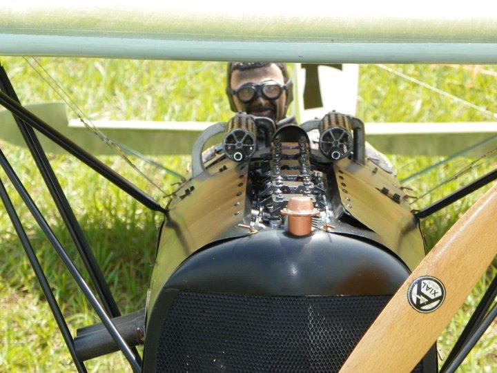 Blue Max 2011 pilot view