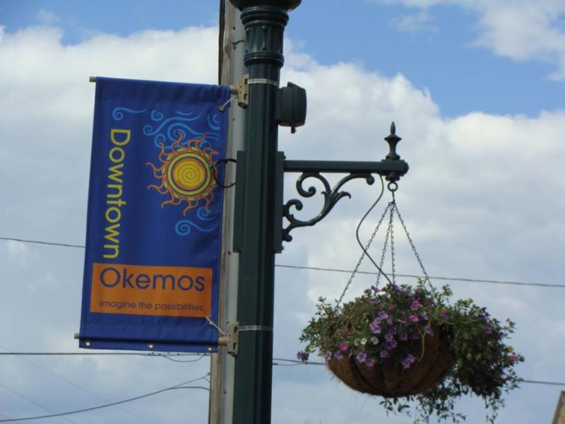 Downtown Okemos