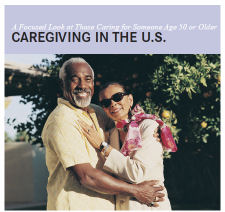 met life study on caregivers in the us