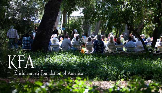 The Krishnamurti Foundation of America
