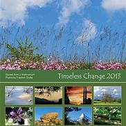Timeless Change - The 2013 Calendar