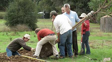 Oak Grove Parent Work Day 2010