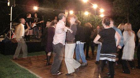 Oak Grove Harvest Party