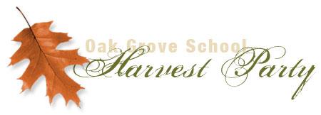 Harvest Party Logo