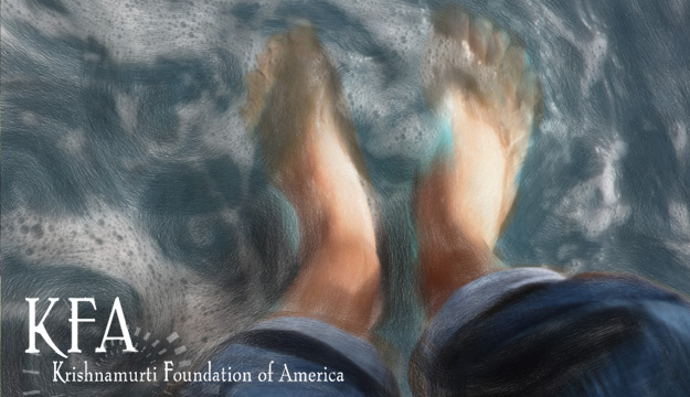 The Krishnamurti Foundation of America - October 2012