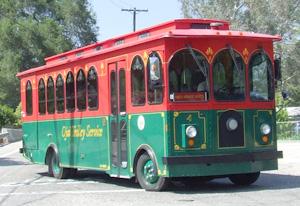 Ojai Trolley