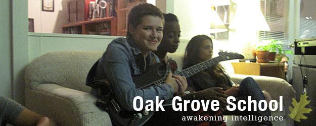 The Week at Oak Grove - October 24-30, 2010
