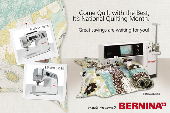 National Quilting Month 2013