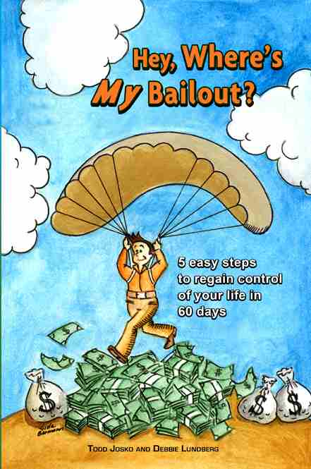 Hey, Where's My Bailout cover