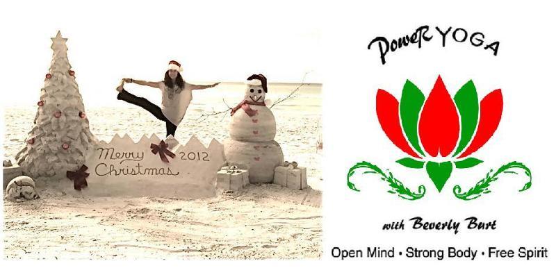 Kai Yoga Christmas banner 2012