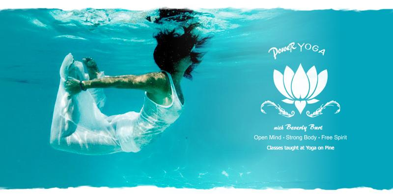 Power Yoga Banner 1