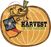 Oregon Garden Harvest in the Garden