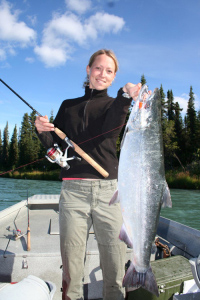 Washington King Salmon Fishing