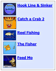 Free Online Fishing Games