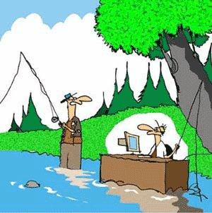 May Fishing Comic