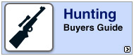 Hunting Equipment Buyers Guide