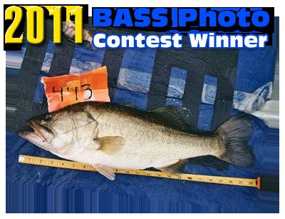 2011 Bass Fishing Photo Contest Winner