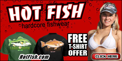 HotFish.Com - Free T-Shirt Offer!