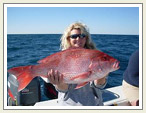 Featured Fishing Photo - Georgia Red Snapper