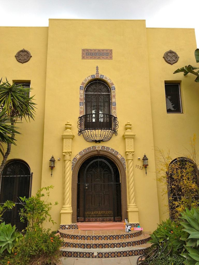 Restoration in LA