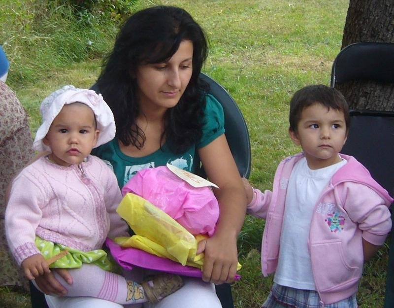 Adreeana, Stephiana and Marie