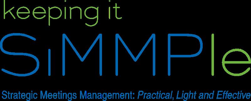 Keeping it SiMMPle logo