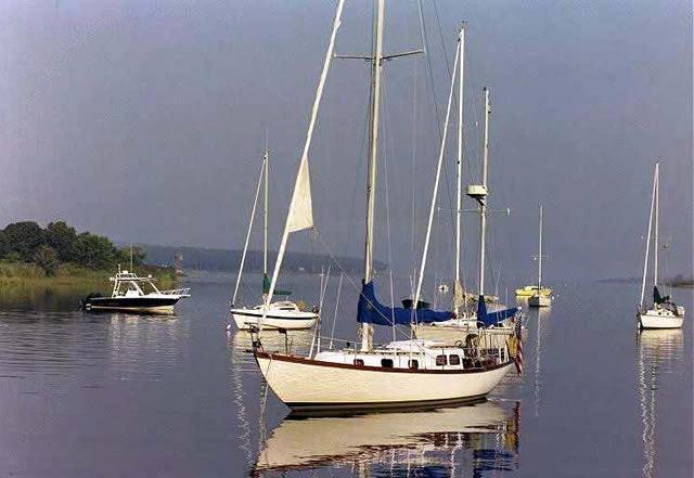 Mystic Sailboats