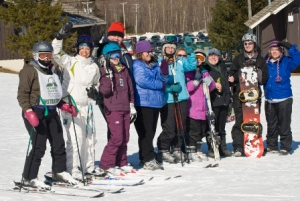 Ski Day at Pico Peak