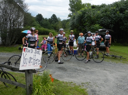 Zack's Place Water Stop
