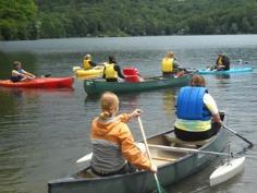 Canoeing and Ka...ilver Lake