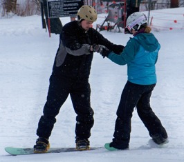 James Snowboarding
