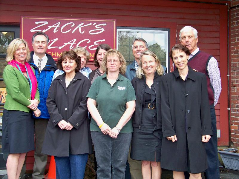 Zack's Place 2012 Board of Directors