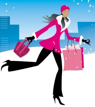 Winter Shopper