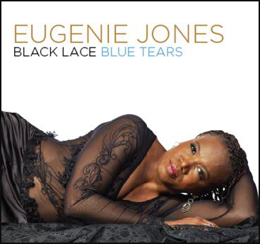 Eugenie Jones Black Lace Blue Tears