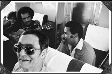 Art Pepper on tour in Japan