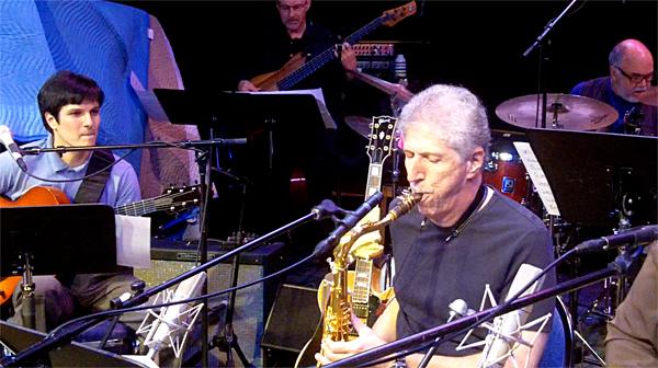 Chico Pinheiro and Bob Mintzer