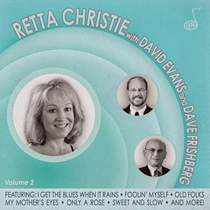 Retta Christie w/ Frishberg, Evans, vol. 2
