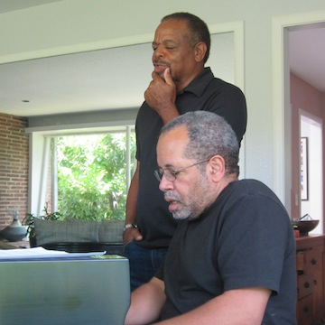 Nicolas Bearde and Nat Adderley Jr.