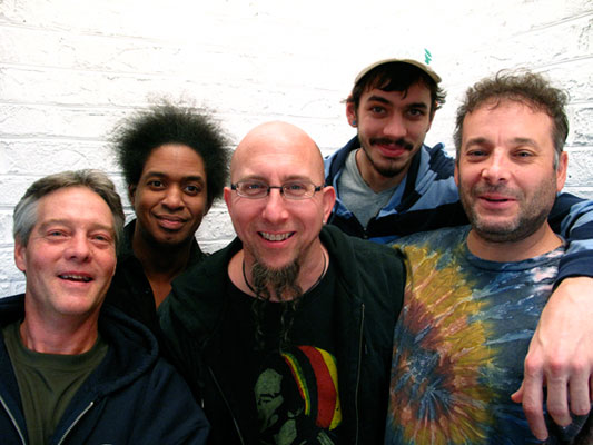 Jeff Coffin and band