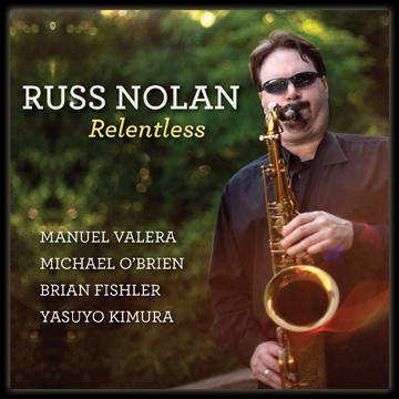Russ Nolan Relentless