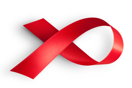 Red Ribbon Horizontal