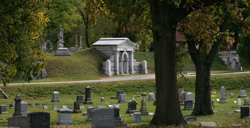 Brown Mausoleum