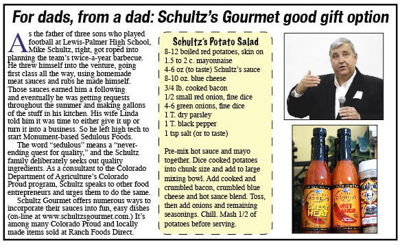 Schultz's feature