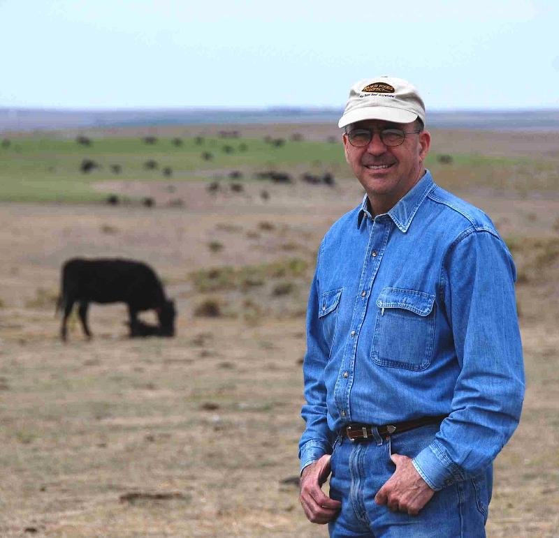 Rancher Mike Callicrate has been named an organizing member of the Humane Society's ag advisory council.