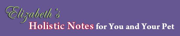 Elizabeth's Holistic Notes